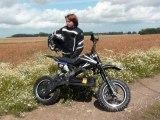 Moto Cross enfant ZZZ 800 - Dirt Bike électrique 36V 800W - Une moto phénoménale !