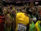 Londra 2012 100 metre erkekler finali