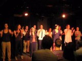Vidéo 2 - Spectacle de fin d'année 2012 -  AVENUE DU SPECTACLE  - Cours de théâtre à Paris