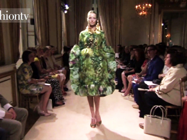 Giambattista Valli Couture Fall 2012 – Paris | FashionTV