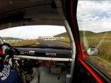 course de cote du mont dore 2012 Rocher Kenny clio cup