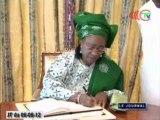 Quatre ambassadeurs présentent leurs lettres de créance au chef de l'Etat congolais