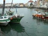 Puerto antiguo de Luanco, concejo de Gozón, Asturias