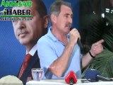 AK Parti Akhisar İlçe Teşkilatın İftar Yemeğine Bakan Günay'da Katıldı