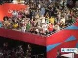 Iranian wrestler wins gold at London Olympics