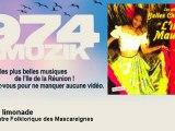 L'Orchestre Folklorique des Mascareignes - Alouda limonade - 974muzik