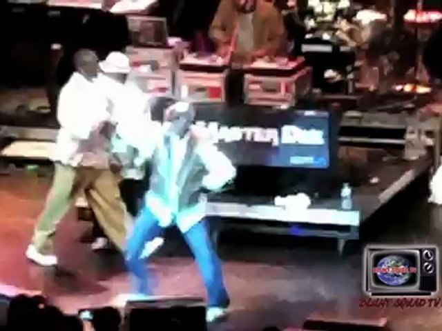 Blunt Squad TV - Whodini Performance @ 1970's, 80's Throwback Concert