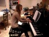 Ave Maria de Gounod (cover) - Camille Hénault - Chant - Pian