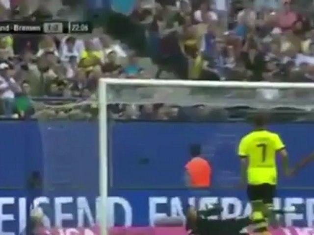 El primer gol de Marco Reus