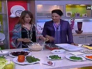 ramadan 2012 salade choumicha touria alaoui legumes pate