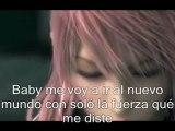 Charice New World Final Fantasy XIII-2 Traducida al Español 2012