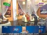 Pakistan Ramzan - ( Sehar Transmission) - 8th August 2012 19th Ramzan p1