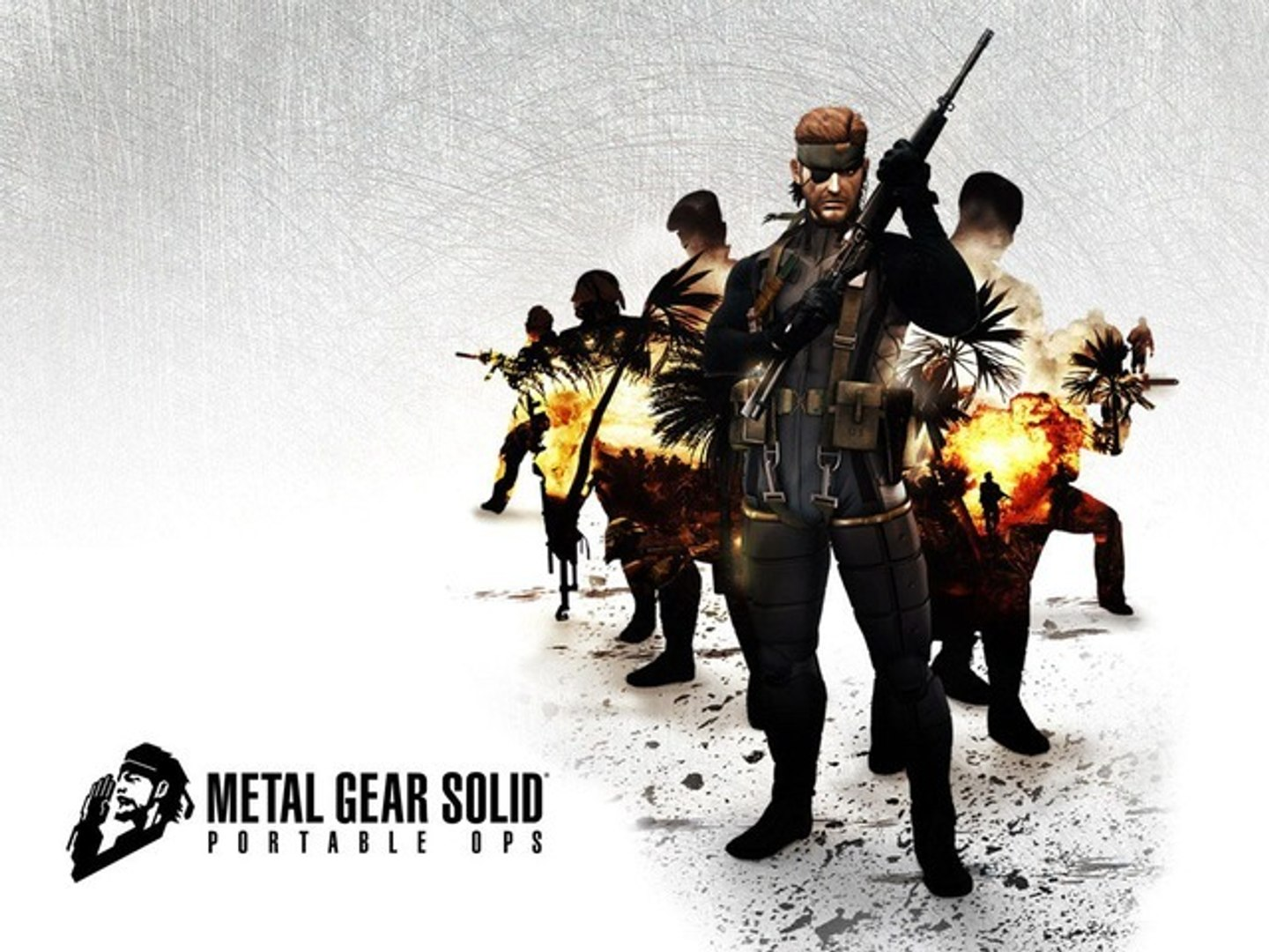 Metal Gear Solid : Portable Ops (2006) - TGS 2006 Trailer [HD]