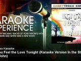 Charttraxx Karaoke - Can You Feel the Love Tonight - Karaoke Version In the Style of Elton John