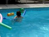 Arwen nage 5 aout 2012