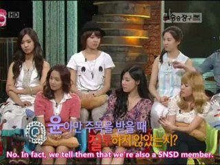 SNSD Win Win part 3