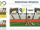 Abdominais olímpicos - Ediçao especial Olimpíadas 2012