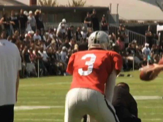 NFL: Raiders-Coach Allen setzt auf Heyward-Bey