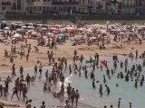 A Saint-Jean-de-Luz, la fréquentation touristique est en baisse
