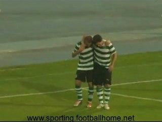 Juniores, Sporting - 6 Molde - 1, NextGen Series em 2011/2012