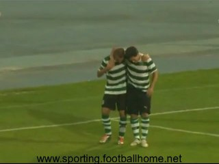 Juniores, Sporting - 6 Molde - 1, NextGen Series em 2011/2012