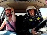 Vídeo: Lectora de AUTOBILD al límite con el campeón de rallys de España