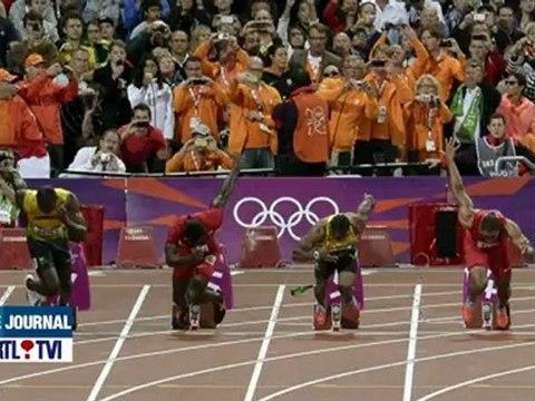Panne de courant en Jamaïque lors de la finale du 100 mètres à Londres. - Faits divers - RTL Vidéos