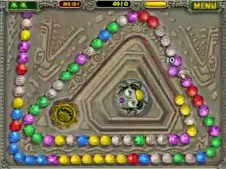 Zuma PC Game - www oyunlarizuma com