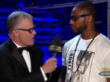 HBO Boxing: Ward vs. Dawson Interview with Jim Lampley