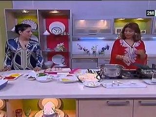 soupe poisson choumicha leila hadioui sabahiyat 2m ramadan 2012