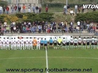 Juniores, V.Guimarães - 3 Sporting - 4, Apuramento Campeão em 2011/2012