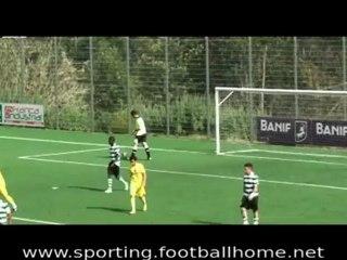 Juniores, Nacional Madeira - 2 Sporting - 3, Apuramento Campeão em 2011/2012