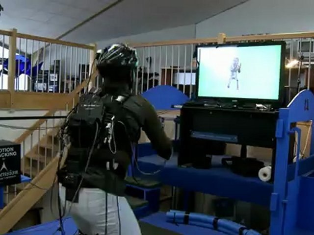 Appoloss - Making of clip Cacao - motion capture - by novamotion