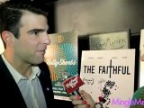 2012 HollyShorts Film Festival Red Carpet: Zachary Quinto @ZacharyQuinto