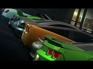 Multiplayer Teaser Trailer de Need For Speed : Most Wanted