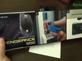 Corsair Vengeance M90 Unboxing - Gaming Mouse: UGPC 2012 - Unbox Therapy Extras