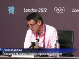London promises 'party party!' for closing ceremony