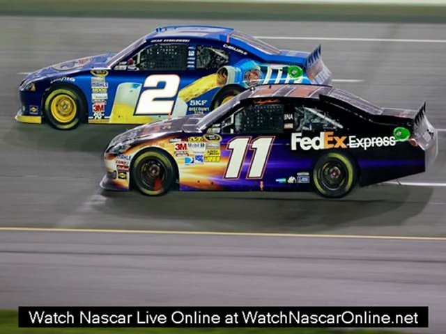 watch nascar NASCAR Sprint Cup Series race online