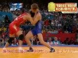 20120809 レスリング女子、2人が金メダル