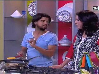 roti de poulet farci au four ramadan 2012 choumicha omar lotfi