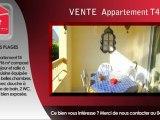 Vente appartement T4 six fours F4 a vendre VAR COTE D-AZUR