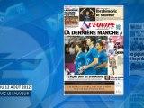 """Foot Mercato - Revue de presse spéciale """"Ibrahimovic"""" - 12 Août 2012"""