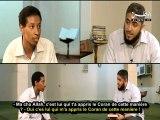 Ma cha Allah le jeune autiste qui a fait honte aux flemmards bien portants