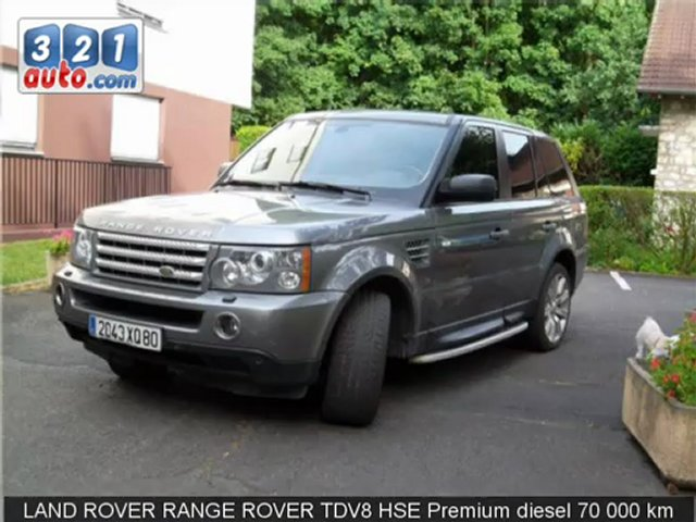 Occasion LAND ROVER RANGE ROVER MONTMORENCY