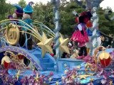 Recorded Parade at  Disneyland Resort Paris.