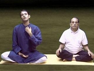 Yoga for Seniors: Tongue Lock