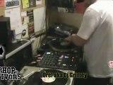 Session Live d'Orel aka Dj Grimey sur RCV radio (La Voix du HipHop)