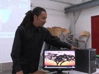 Projets ESIEA Paris : Art'Tech Expo, Styl'Hair et la Mission Humanitaire de KPS au Salon de l'Excellence 2011