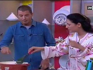 Choumicha Ali Baddou - Poulet Rôti Et Pommes De Terre