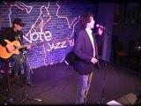 Nathanaël, chanson française en Slovaquie - Blue Note Club, Nove Mesto n/V, Slovakia